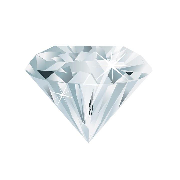 Mơ thấy kim cương đen