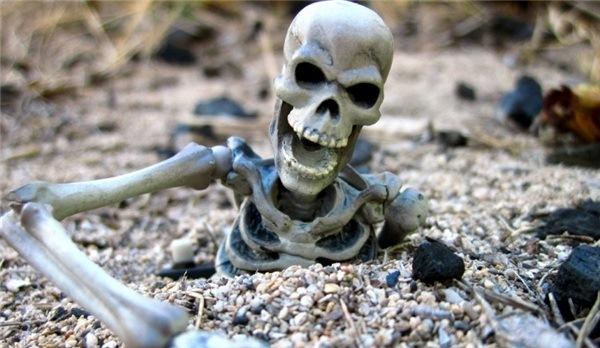 Mơ thấy xương người có ý nghĩa như thế nào?