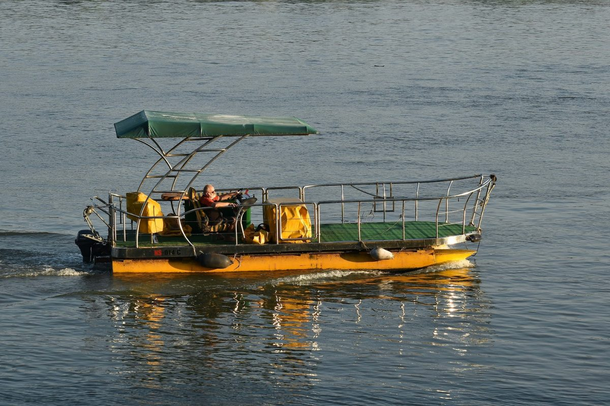 Nằm mơ thấy đi thuyền trên sông lớn là điềm báo gì trong tương lai sắp tới?